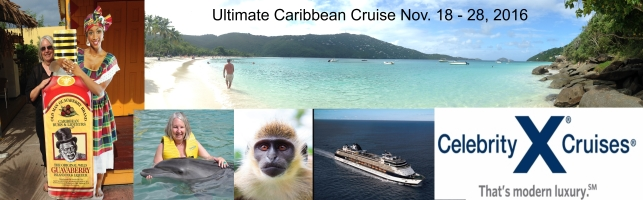 Comphoppers Hosted Caribbean Cruise Thanksgiving 2016