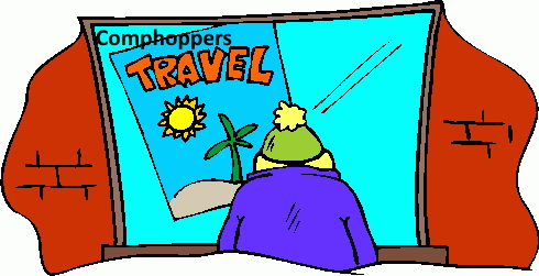 The Joy of Anticipating Travel